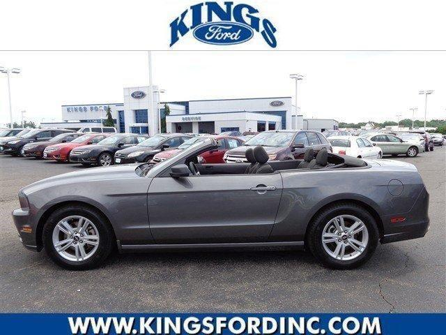 how fast does a 2014 ford mustang premium v6 go autos post. Black Bedroom Furniture Sets. Home Design Ideas