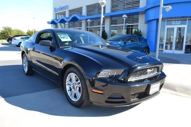 2014 ford mustang coupe v6 for sale in burleson texas classified. Black Bedroom Furniture Sets. Home Design Ideas