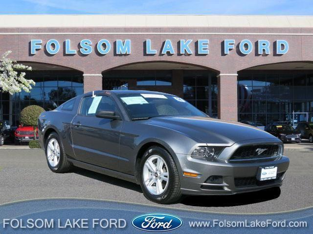 2014 ford mustang coupe v6 for sale in folsom california classified. Black Bedroom Furniture Sets. Home Design Ideas