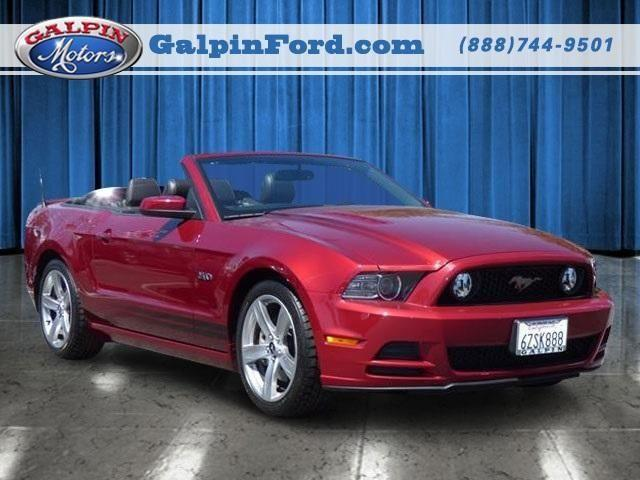 2014 Ford Mustang GT 2D Convertible GT for sale in Northridge ...