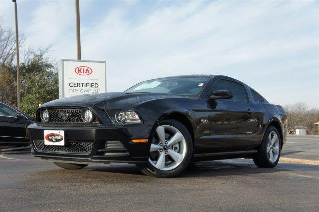 2014 ford mustang gt gt 2dr coupe for sale in granbury texas. Cars Review. Best American Auto & Cars Review