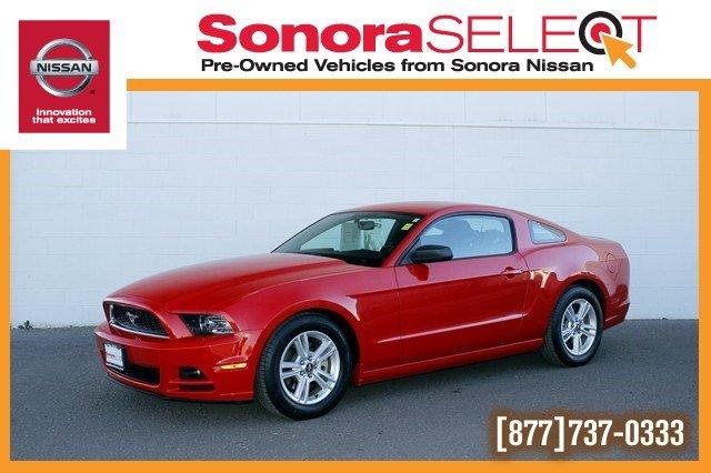 2014 ford mustang v6 2dr coupe for sale in yuma arizona classified. Black Bedroom Furniture Sets. Home Design Ideas