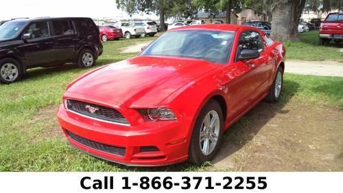 2014 Ford Mustang V6 - Manual Transmission