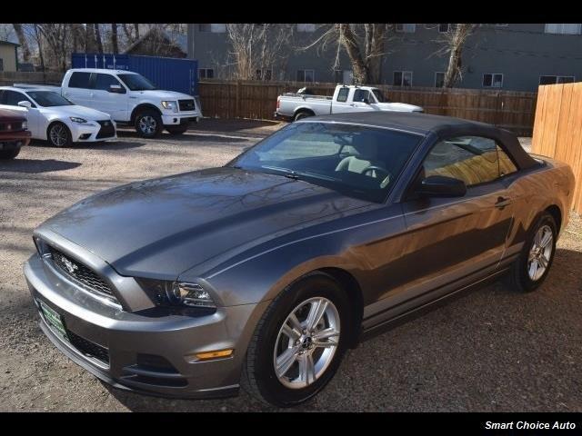 2014 Ford Mustang V6 Premium V6 Premium 2dr Convertible