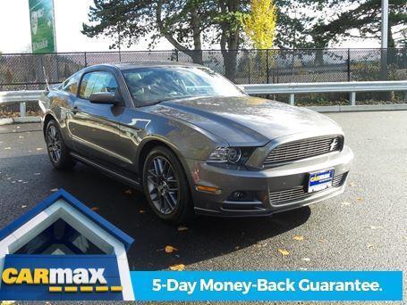 2014 Ford Mustang V6 Premium V6 Premium 2dr Coupe