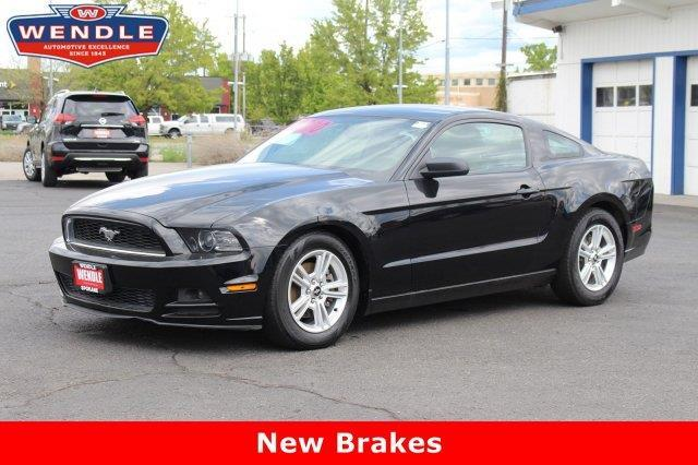 2014 ford mustang v6 premium v6 premium 2dr coupe for sale in spokane washington classified. Black Bedroom Furniture Sets. Home Design Ideas