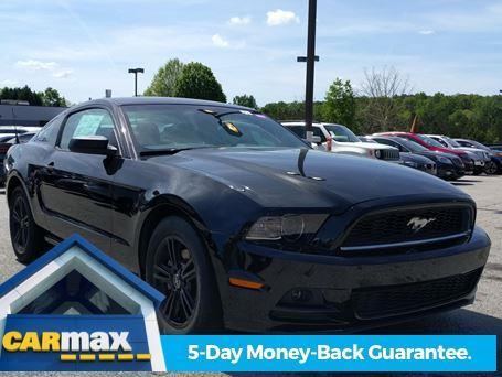 2014 Ford Mustang V6 Premium V6 Premium 2dr Coupe For Sale In