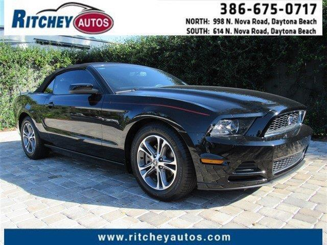 2014 Ford Mustang V6 V6 2dr Convertible