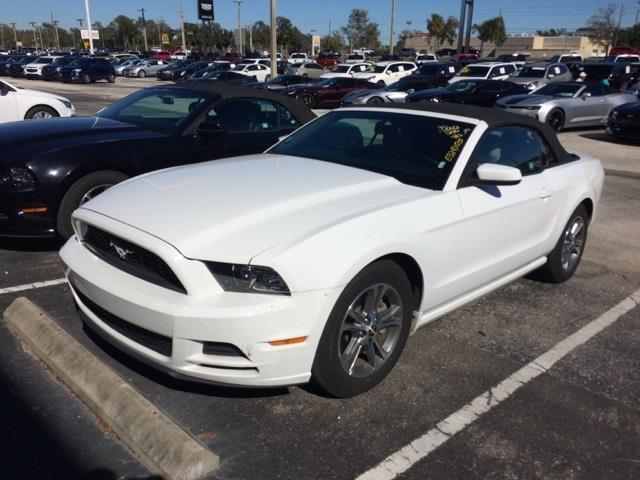 2014 ford mustang v6 v6 2dr convertible for sale in de land florida classified. Black Bedroom Furniture Sets. Home Design Ideas