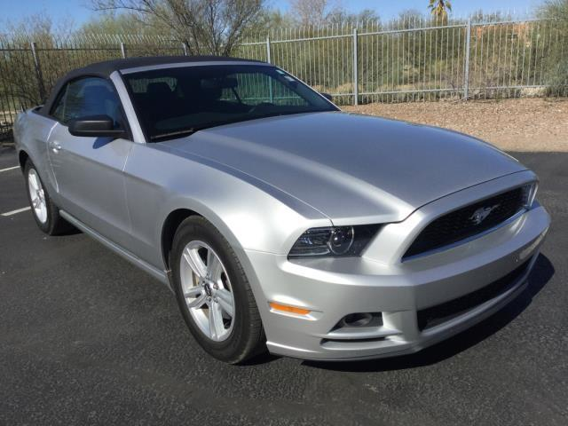 2014 ford mustang v6 v6 2dr convertible for sale in tucson arizona classified. Black Bedroom Furniture Sets. Home Design Ideas