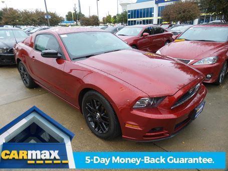2014 Ford Mustang V6 V6 2dr Coupe