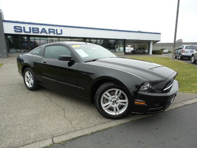2014 ford mustang v6 v6 2dr coupe for sale in medford oregon. Cars Review. Best American Auto & Cars Review