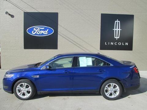 2014 FORD TAURUS 4 DOOR SEDAN for Sale in Hadar, Nebraska Classified ...