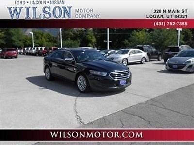 2014 Ford Taurus 4 Door Sedan For Sale In Logan Utah