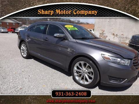 2014 ford taurus 4 door sedan for sale in pulaski for Sharp motor company in pulaski tn