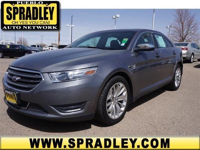 2014 Ford Taurus 4dr Car Limited