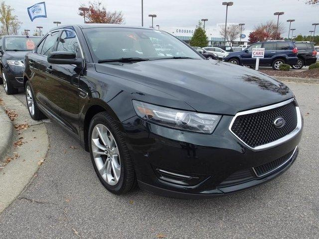 2014 ford taurus awd sho 4dr sedan for sale in wake forest. Black Bedroom Furniture Sets. Home Design Ideas