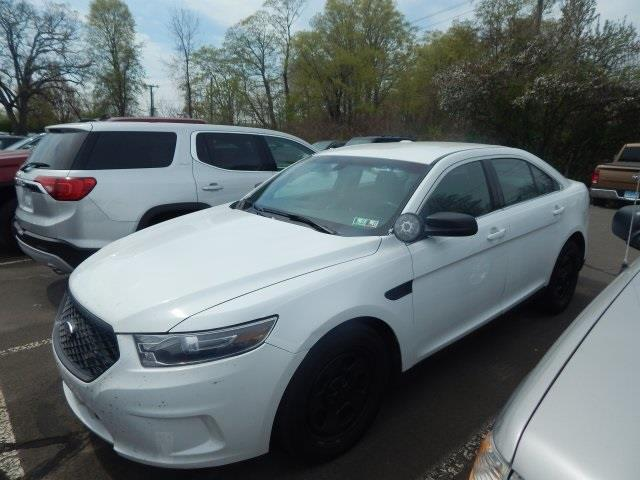 Used 2013 Ford Taurus Police Interceptor AWD For Sale ...