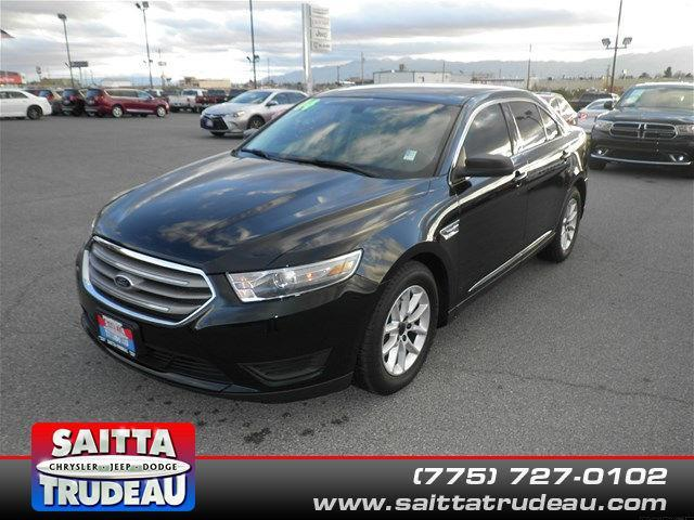 2014 Ford Taurus SE SE 4dr Sedan