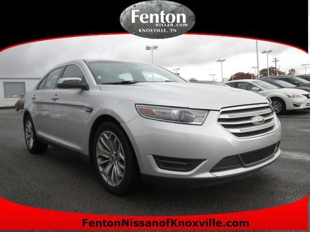 2014 Ford Taurus Sedan Limited For Sale In Knoxville