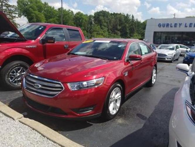 2014 Ford Taurus SEL SEL 4dr Sedan