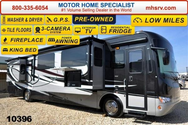 2014 Forest River Berkshire 400QL-40 W/4 Slide 340HP Res