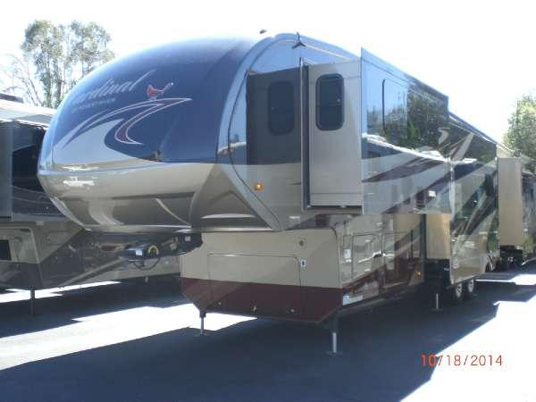 2014 Forest River Cardinal 3800 For Sale In Fort Myers