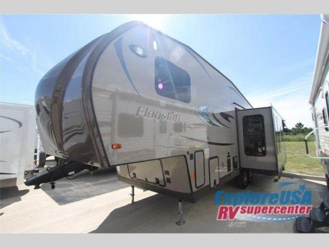 2014 Forest River Flagstaff Super Lite 8528 Fifth Wheel