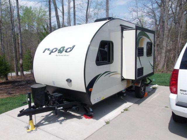 2014 Forest River RPOD 178 for Sale in Colfax, North ...