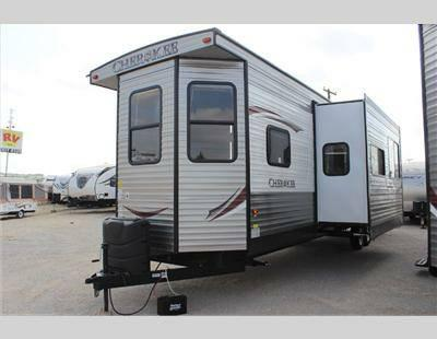2014 Forest River Rv Cherokee 39p For Sale In Hewitt