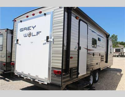 2014 Forest River Rv Cherokee Grey Wolf 21rr For Sale In