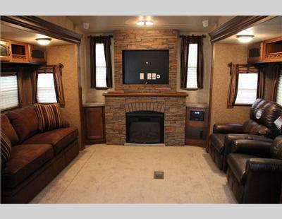 2014 Forest River Rv Salem Villa Classic 372reds For Sale