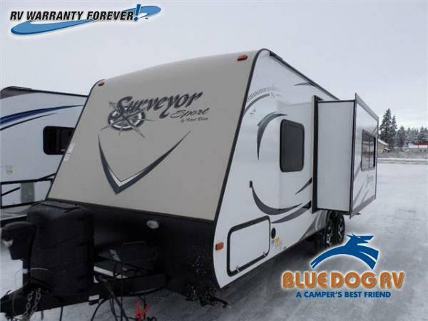 Beautiful 2014 Forest River RV Surveyor Sport SP 220 Travel Trailers