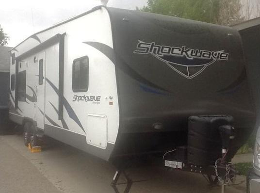 2014 Forest River Shockwave In Winnemucca Nv For Sale In
