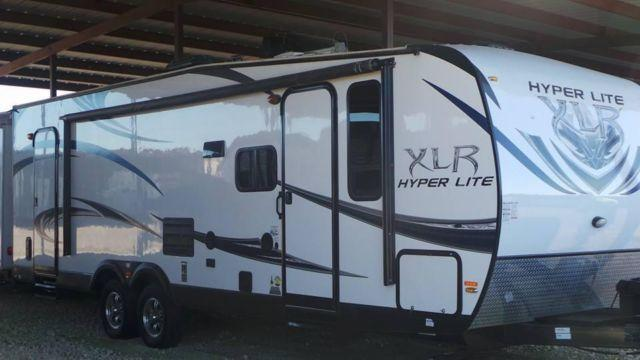 Bumper Pull Travel Trailers For Sale In Texas