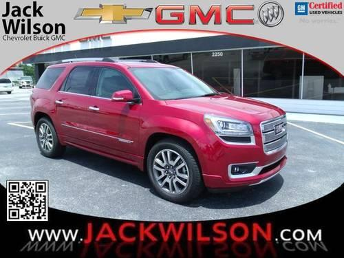 2014 gmc acadia 4d sport utility denali for sale in saint augustine florida classified. Black Bedroom Furniture Sets. Home Design Ideas