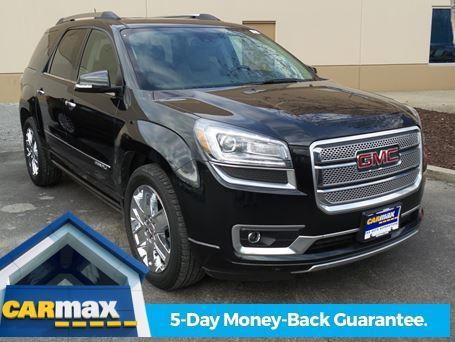 2014 gmc acadia denali awd denali 4dr suv for sale in nashville tennessee classified. Black Bedroom Furniture Sets. Home Design Ideas