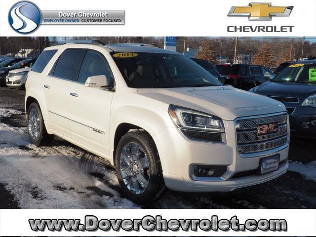 2014 gmc acadia denali awd denali 4dr suv for sale in dover new hampshire classified. Black Bedroom Furniture Sets. Home Design Ideas