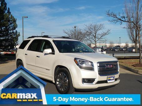 2014 gmc acadia denali awd denali 4dr suv for sale in glen allen virginia classified. Black Bedroom Furniture Sets. Home Design Ideas