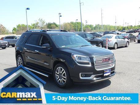 2014 gmc acadia denali awd denali 4dr suv for sale in newark delaware classified. Black Bedroom Furniture Sets. Home Design Ideas