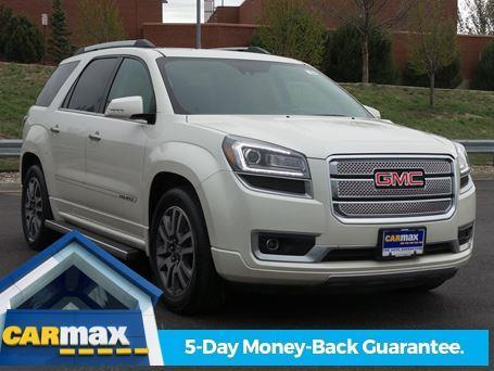 2014 gmc acadia denali awd denali 4dr suv for sale in colorado springs colorado classified. Black Bedroom Furniture Sets. Home Design Ideas