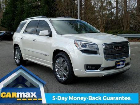 2014 gmc acadia denali awd denali 4dr suv for sale in winston salem north carolina classified. Black Bedroom Furniture Sets. Home Design Ideas