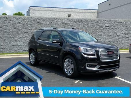 2014 gmc acadia denali awd denali 4dr suv for sale in greensboro north carolina classified. Black Bedroom Furniture Sets. Home Design Ideas