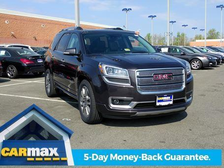 2014 gmc acadia denali awd denali 4dr suv for sale in harrisonburg virginia classified. Black Bedroom Furniture Sets. Home Design Ideas