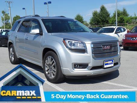 2014 gmc acadia denali awd denali 4dr suv for sale in chattanooga tennessee classified. Black Bedroom Furniture Sets. Home Design Ideas