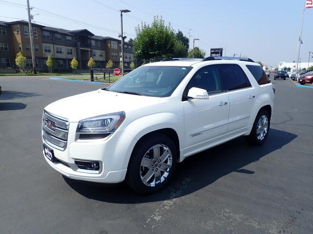 2014 gmc acadia denali awd denali 4dr suv for sale in gresham oregon classified. Black Bedroom Furniture Sets. Home Design Ideas