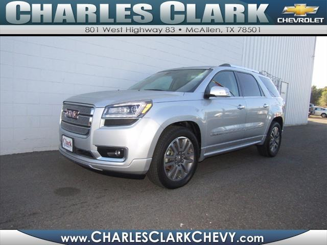 2014 gmc acadia denali denali 4dr suv for sale in mcallen texas classified. Black Bedroom Furniture Sets. Home Design Ideas