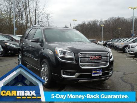 2014 gmc acadia denali denali 4dr suv for sale in cincinnati ohio classified. Black Bedroom Furniture Sets. Home Design Ideas