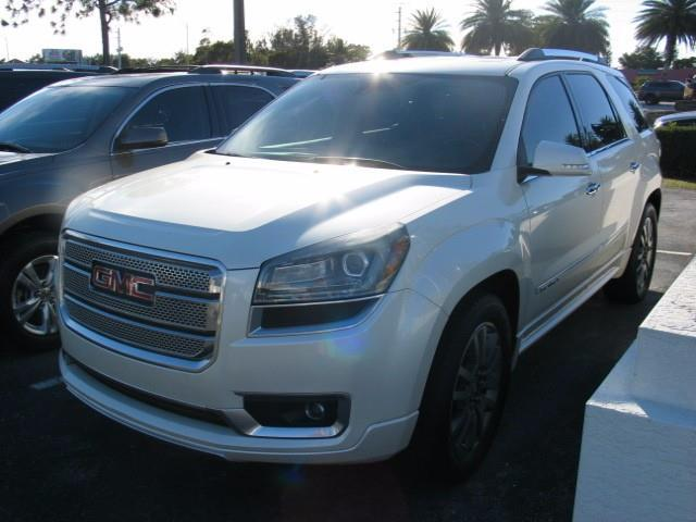 2014 gmc acadia denali denali 4dr suv for sale in fort myers florida classified. Black Bedroom Furniture Sets. Home Design Ideas
