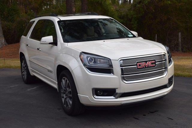 2014 gmc acadia denali denali 4dr suv for sale in jacksonville north carolina classified. Black Bedroom Furniture Sets. Home Design Ideas